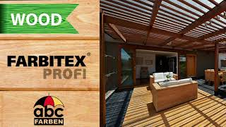 Ремонт террасы с маслом FARBITEX PROFI WOOD Легко!